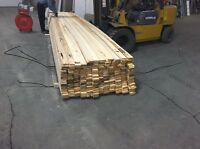 Reduced 1x4x16 Strapping Semi loads or lift lots or per pc