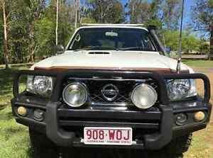 2011 Nissan Patrol 7 seat Man Wagon Gin Gin Bundaberg Surrounds Preview