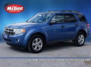 2010 Ford Escape XLT Automatic 3.0L, Htd Ltr Bkts, Sunroof, A...