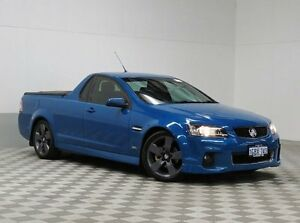 2012 Holden Commodore VE II MY12.5 SV6 Z-Series Blue 6 Speed Manual Utility East Rockingham Rockingham Area Preview