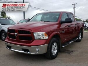2015 Ram 1500 Outdoorsman | Htd.Seats, Bup Cam, RamBox