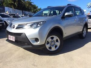 2014 Toyota RAV4 ZSA42R MY14 GX 2WD White 7 Speed Constant Variable Wagon Currimundi Caloundra Area Preview