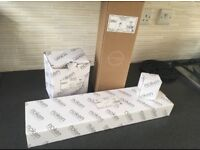 BNIB bathroom accessories from PORCELANOSA
