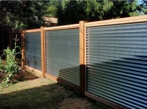 wanted: metal/steel panels