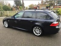BMW 5 series 520 D M sport estate