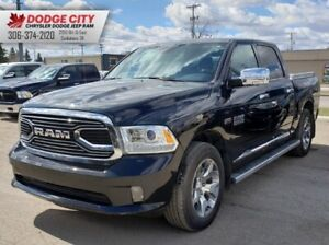 2017 Ram 1500 Limited | Nav, Htd.Leather, Bup Cam