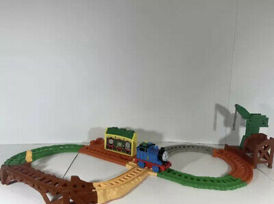 Fisher Price Thomas And Friends All Around Sodor Interactive Train Set 2012