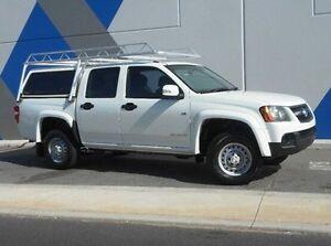 2009 Holden Colorado RC MY09 LX Space Cab White 4 Speed Automatic Utility Bunbury Bunbury Area Preview