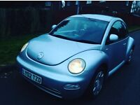 Beetle 10 MONTH MOT 12MONTH TAX FULL SERVICE HISTORY FULL TAX 12MONTH