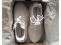 Adidas Yeezy Boost 350 v2 White UK 9