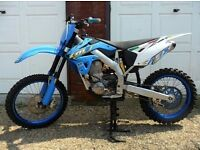 ** 2011 TM RACING MX 450 Fi VERY CLEAN EXAMPLE 250 YZF CRF KXF KTM RMZ 125 MOTOCROSS SUPERMOTO **