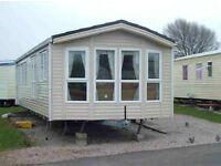 2006 Willerby Winchester 38x12 3 bedroom sleeps 8 sited at Haven Marton Mere
