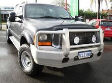 2005 Ford F250 RN XLT Grey 4 Speed Automatic Utility Bellevue Swan Area Preview