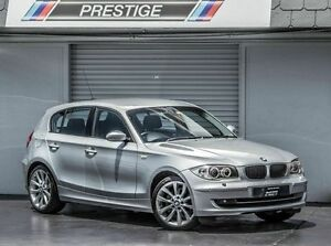 2009 BMW 120d E87 MY09 Silver 6 Speed Automatic Hatchback Albion Brisbane North East Preview
