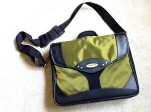 "Mobile Edge Select Briefcase 15-17"" Yellow Laptop Bag"