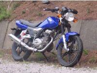 Moto Roma SK 125cc 2011