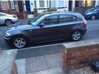BMW 116i sport 54 plate will p/x