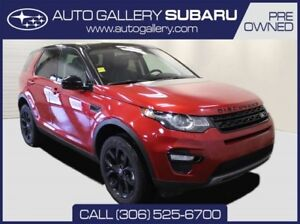 2017 Land Rover Discovery Sport HSE | FULLY EQUIPPED | AWD | LUX