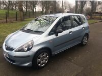"2008 HONDA JAZZ 1.2 PETROL 5DR LONG MOT ""DRIVES VERY GOOD + IDEAL FIRST CAR + CHEAP TO INSURE"""