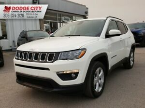 2018 Jeep Compass North 4x4 | Rem.Start, Htd.Seats, BTooth