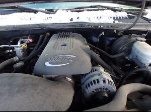 2002-2007 5.3L Chevy Silverado/Gmc Sierra motor runs good