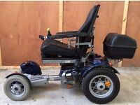 Permobil Off Road Electric High performance Wheelchair Powerchair Mobility Scooter