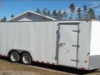 New 20ft Horton Hauler