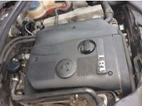 VW Passat 1.8T Engine Breaking For Parts (2002)