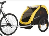 Looking for a bicycle trailer for a child