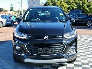 2017 Holden Trax TJ MY17 LTZ Mineral Blue 6 Speed Automatic Wagon