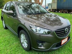 2016 Mazda CX-5 KE1072 Maxx SKYACTIV-Drive Sport Grey 6 Speed Sports Automatic Wagon Berrimah Darwin City Preview