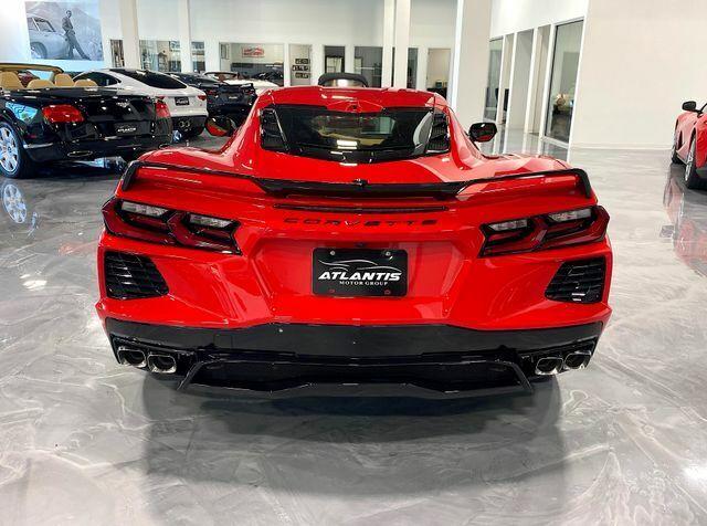 2021 Red Chevrolet Corvette Stingray  | C7 Corvette Photo 6