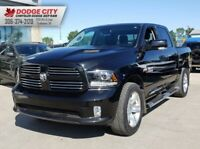 2016 Ram 1500 Sport | Nav, Leather, Rem.Start