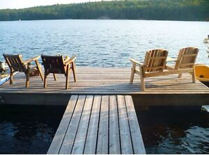 Summer cottage rental -weekly