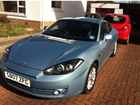 Hyundai Coupe for sale, good condition