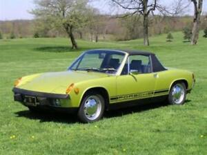 Wanted Porsche 914
