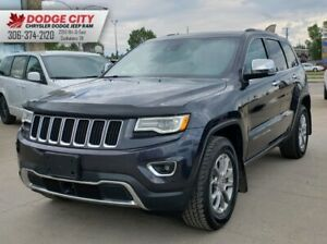 2016 Jeep Grand Cherokee Limited 4x4 | Nav, Leather, SRoof