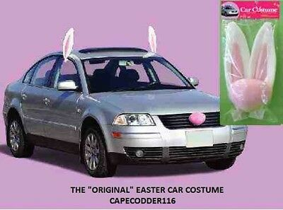 NEW EASTER BUNNY CAR COSTUME FOR ALL VEHICLES DONT BE FOOLED BY CHEAP IMITATIONS - Costumes For Cheap