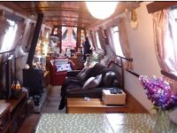 73ft Narrowboat liveaboard - Reduced to £27k