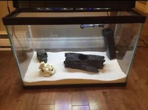 20 Gallon fish tank and accessories MAKE AN OFFER