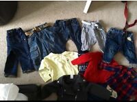 Baby boys 6-9 months bundle