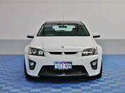 2009 Holden Special Vehicles Clubsport E-Series MY08 Upgrade R8 Tourer White 6 Speed East Rockingham Rockingham Area Preview