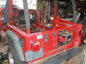 Great Project Start Cheap Jeep TJ Tub For Sale plus !!