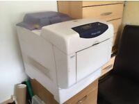 Xerox 6360 colour laser printer