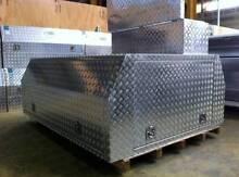 Aluminium Canopy / Toolbox 2360* 1770*860 for Single Cab Ute O'Connor Fremantle Area Preview