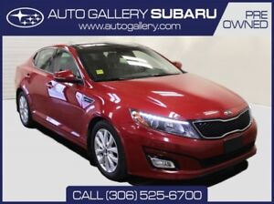 2015 Kia Optima EX | MOON ROOF | LEATHER | TOUCH SCREEN