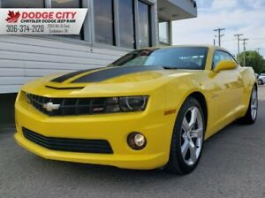 2010 Chevrolet Camaro 2SS RWD | 6.2L V8 | Leather