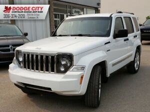 2012 Jeep Liberty Limited Jet Edition   Htd.Leather, Rem.Start