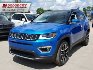 2019 Jeep Compass Limited | 4x4