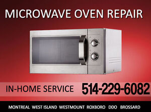 Microwave ovens repair center/ mobile service
